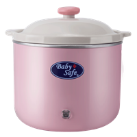 Produk dan Peralatan Bayi Baby Safe Slow Cooker 0.8 L Light Indicator