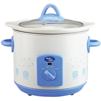 Baby Products and Equipment Baby Safe Slow Cooker 1.5 L