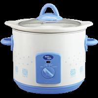 Produk dan Peralatan Bayi Baby Safe Slow Cooker 1.5 L