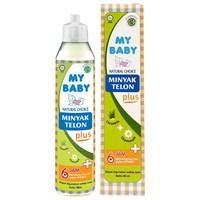 Perawatan Bayi Minyak Telon My Baby Plus 90 mL