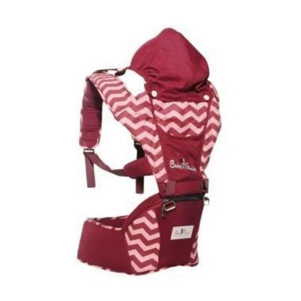 Produk dan Peralatan Bayi Gendongan Depan Bayi Hipseat Baby Family - BFG 3101 Red