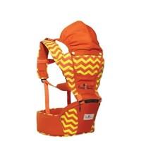Produk dan Peralatan Bayi Gendongan Depan Bayi Hipseat Baby Family - BFG 3101 Orange