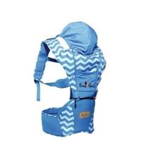 Produk dan Peralatan Bayi Gendongan Depan Bayi Hipseat Baby Family - BFG 3101 Blue Soft
