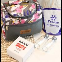 Produk dan Peralatan Bayi Tas Asi Cooler Bag Dialogue Baby - DGC 1002 Gray