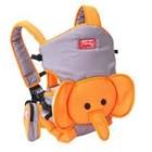 Produk dan Peralatan Bayi Gendongan Depan Dialogue Baby - DGG 4128 Gray 1