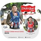 Produk dan Peralatan Bayi Gendongan Depan Hipseat Dialogue Baby - DGG 4138 1