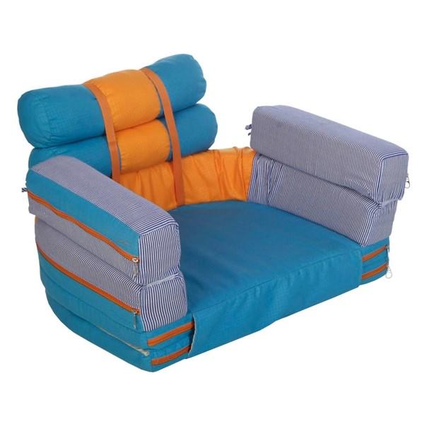 Produk dan Peralatan Bayi Kasur Bayi Dialogue Baby - DGK 9215 Blue