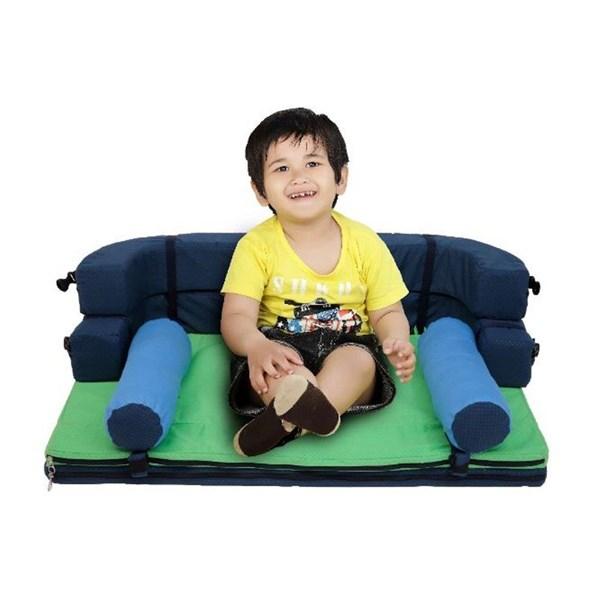 Produk dan Peralatan Bayi Kasur Bayi Dialogue Baby - DGK 9218 Blue
