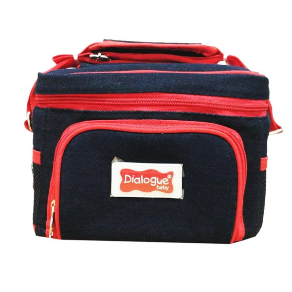 Baby Products and Equipment Cooler Baby Bags Bag Dialogue Baby - DGT 7123 Red