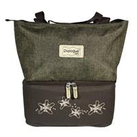 Produk dan Peralatan Bayi Tas Bayi Cooler Bag Dialogue Baby - DGT 7131 Brown