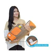 Produk dan Peralatan Bayi Selimut Bayi Moms Baby - MBB 5005 Orange