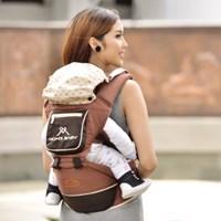 Produk dan Peralatan Bayi Gendongan Bayi Hipseat Moms Baby - MBG 2015 Brown