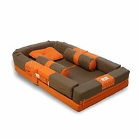 Baby Products and Equipment Baby Moms Baby Mattresses - MBK 4007 Orange