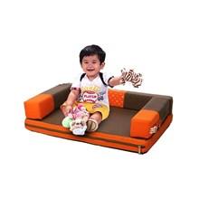 Produk dan Peralatan Bayi Kasur Bayi Moms Baby - MBK 4007 Orange