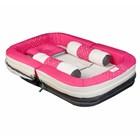 Produk dan Peralatan Bayi Kasur Bayi Moms Baby - MBK 4008 Pink 1