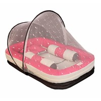 Baby Products and Equipment Baby Moms Baby Mattresses - MBK 4008 Pink
