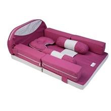 Produk dan Peralatan Bayi Kasur Bayi Moms Baby - MBK 4009 Pink