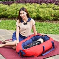 Produk dan Peralatan Bayi Kasur Bayi Moms Baby - MBK 4010 Blue