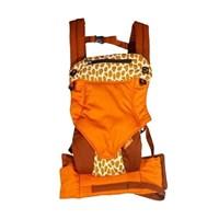Produk dan Peralatan Bayi Gendongan Samping Bayi Snooby Baby - TPG 1742 Orange