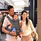 Produk dan Peralatan Bayi Gendongan Bayi Hipseat Snooby Baby - TPG 1843 Gray 1