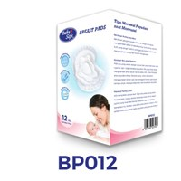 Baby Products and Equipment for Breast Pads Safe Baby 12's