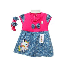 Pakaian Bayi Dress Bayi Vinata Dev Vo - Dress Batik Little Pony