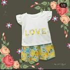 Baju Bayi Dress Bayi Vinata Dev Vo - Love Flowery Set 2
