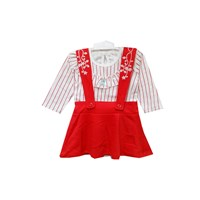 Baby Clothes Dress Baby Vinata Dev Vv - Overall Srtripe Ornament
