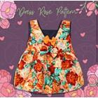 Baju Bayi Dress Bayi Vinata Dev Ey - Flowery Ribbon 1