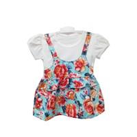 Baju Bayi Dress Bayi Vinata Dev Vu - Overall Flowery