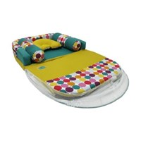 Baby Products and Equipment for Baby Mattresses Snooby Baby - TPK 1091 Yellow Green