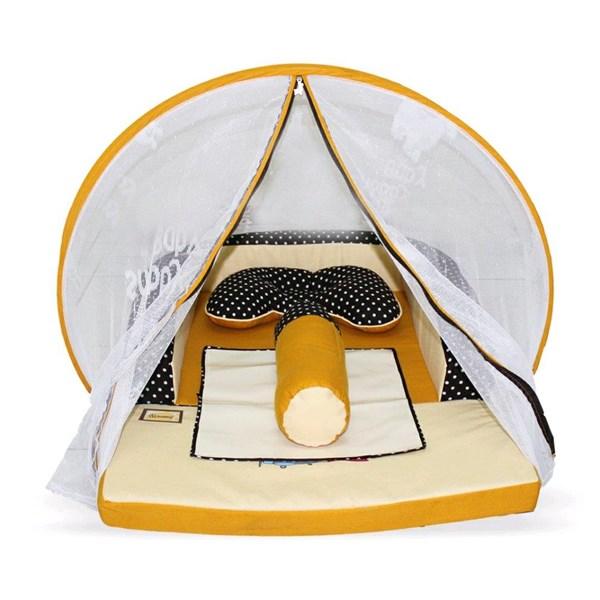 Produk dan Peralatan Bayi Kasur Bayi Snooby Baby - TPK 1491 Brown