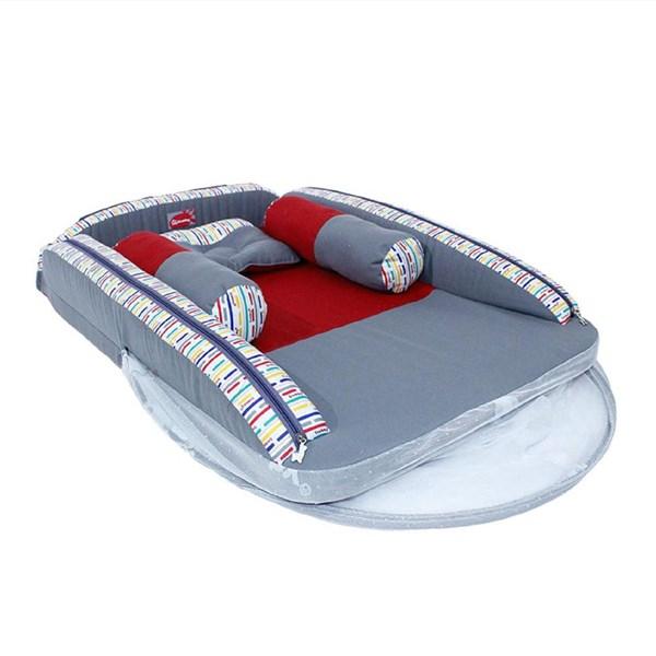 Produk dan Peralatan Bayi Kasur Bayi Snooby Baby - TPK 1691 Red