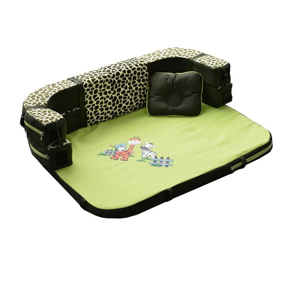 Baby Products and Equipment for Baby Mattresses Snooby Baby - TPK 1692 Green