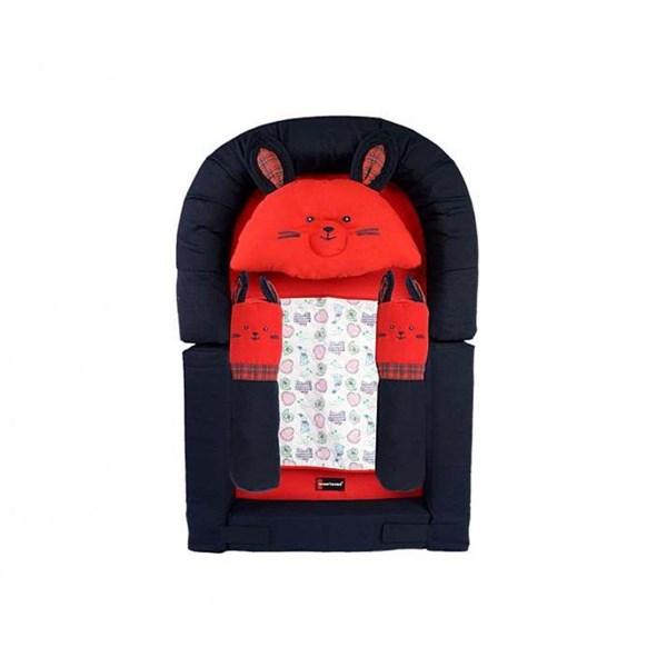 Produk dan Peralatan Bayi Kasur Bayi Moms Baby - MBK 4005 Red
