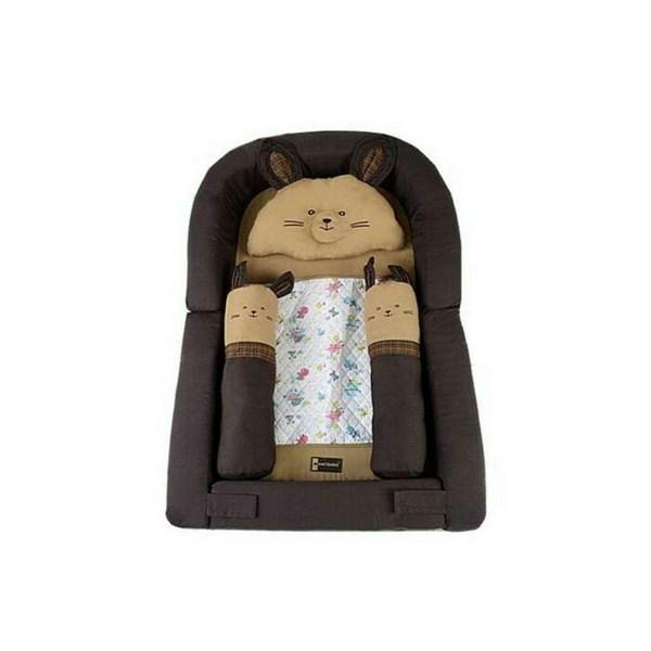 Produk dan Peralatan Bayi Kasur Bayi Moms Baby - MBK 4005 Brown