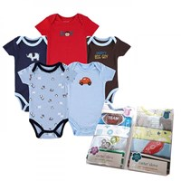 Pakaian Bayi Jumper Bayi Carter 5 in 1 Boy - New Born