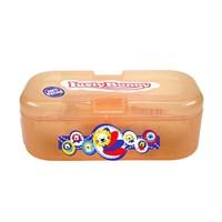 Produk dan Peralatan Bayi Tempat Bayi Lusty Bunny Kotak - Orange