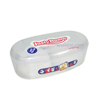 Produk dan Peralatan Bayi Tempat Bayi Lusty Bunny Oval - White