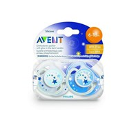 Produk dan Peralatan Bayi Empeng Bayi Orthodontic Avent scf178/14
