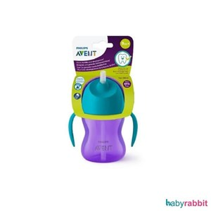 Sell Baby Products and Equipment Philips Avent Bendy Straw Cup 200ml Baby  Milk Bottle SCF796-01- Purple from Indonesia by PT  Sarana Indinatas