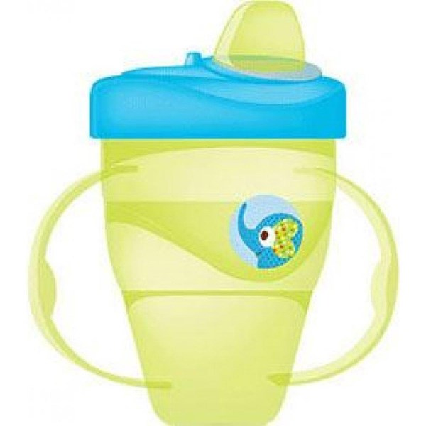 c74d663cd34 Produk dan Peralatan Bayi Botol Susu Bayi Baby Safe Cup Hard Spout 210 ml -  Green