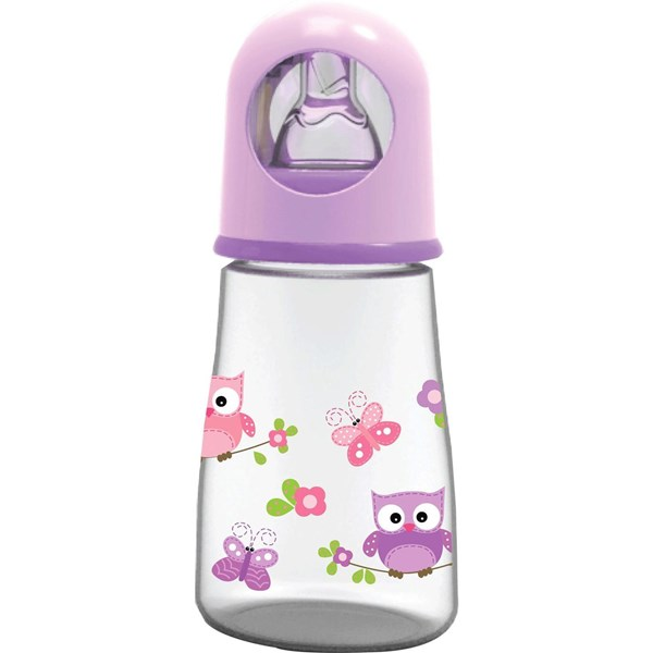 Dot Bayi Produk dan Peralatan Bayi Botol Susu Bayi Baby Safe Feeding Bottle 125 ml - Purple
