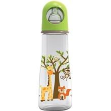 Produk dan Peralatan Bayi Botol Susu Bayi Baby Safe Feeding Bottle 250 ml - Green