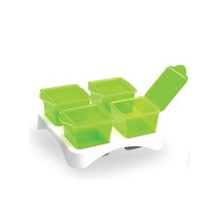 Produk dan Peralatan Bayi Container Susu Bayi Baby Safe Multi Food Container AP009 - Green