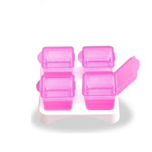 Produk dan Peralatan Bayi Container Susu Bayi Baby Safe Multi Food Container AP009 - Pink