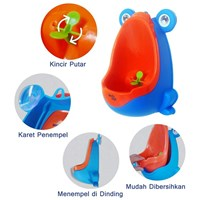 Produk dan Peralatan Bayi Boy's Training Potty Baby Safe - Orange 1