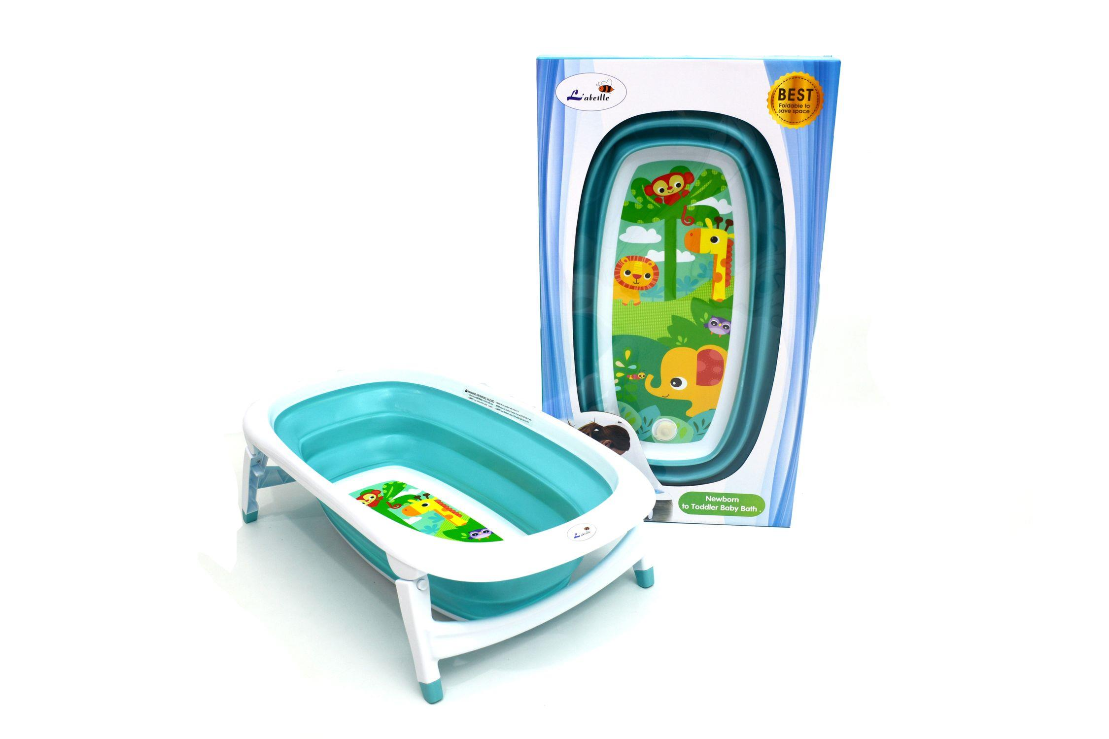 Sell Baby Products and Equipment Folding Baby Bathtub Baby Bath ...