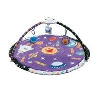 Produk dan Peralatan Bayi Babyelle 63548 3In1 Baby Playgym With Projector Baby Bouncer - Purple