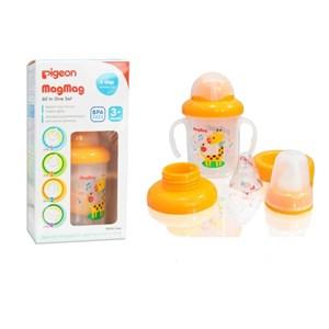 Produk dan Peralatan Bayi Cup Bayi Pigeon Cup MagMag All In One